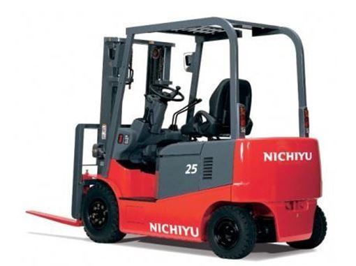 Cho thuê xe nâng Nichiyu trên toàn quốc